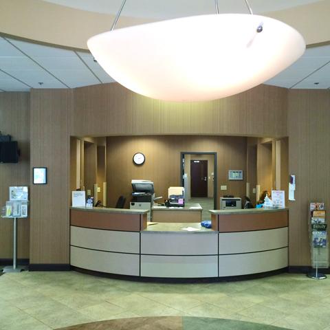 USPS Hospital